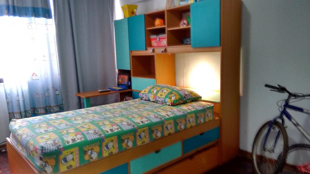 Juego de dormitorio modular duplex bs en for Juego de dormitorio usado