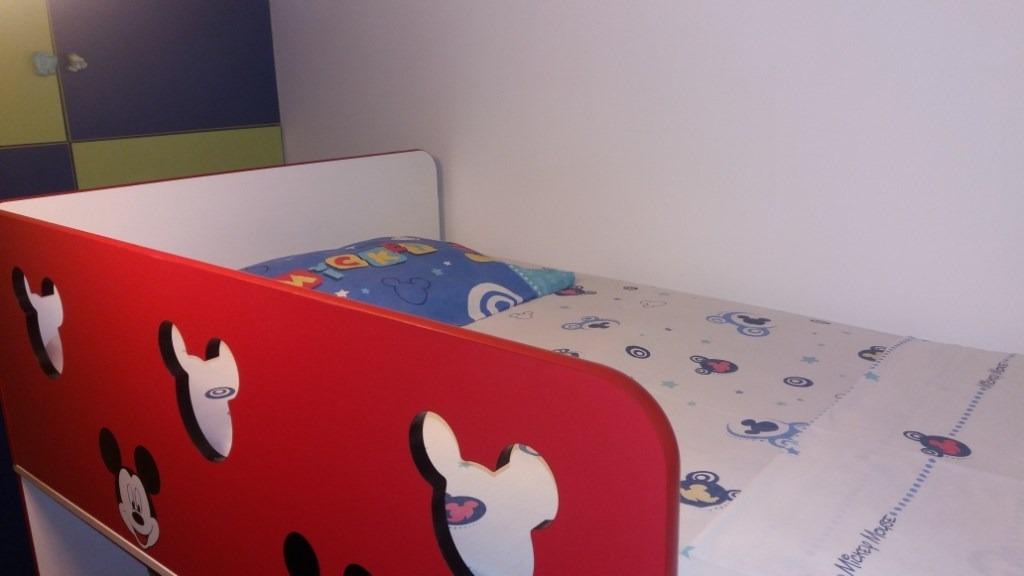 juego de dormitorio para nio modelo mickey mouse