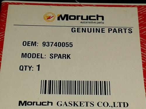 juego de empacaduras de motor chevrolet spark