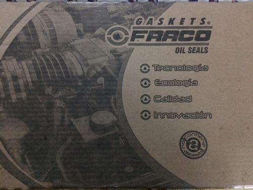 juego de empacaduras de motor ford 300 nuevo y viejo