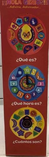 juego de encastre colores formas números jng julytoys