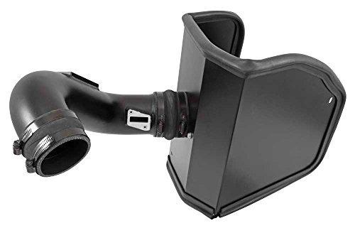juego de entrada de aire k&n performance c/filtro seco negro