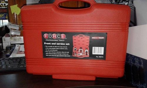 juego de extractores para rotulas marca force modelo 906t3