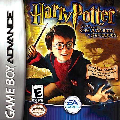 Juego De Gameboy Advance Original Harry Potter Y La Camara S