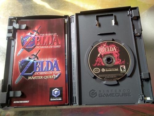 juego de gamecube ref 02,the legend of zelda ocarina of time