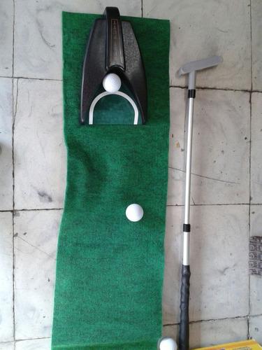 juego de golf portable importado en caja