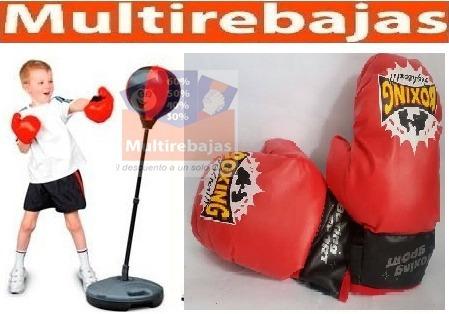juego de guantes para karate boxeo para  niños acolchonados