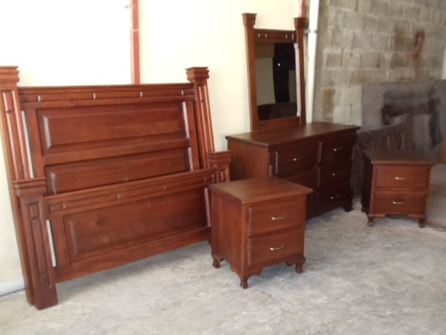 Otros en muebles en mercado libre repblica dominicana juego de habitacion en caoba pura nuevos varios modelos altavistaventures Choice Image