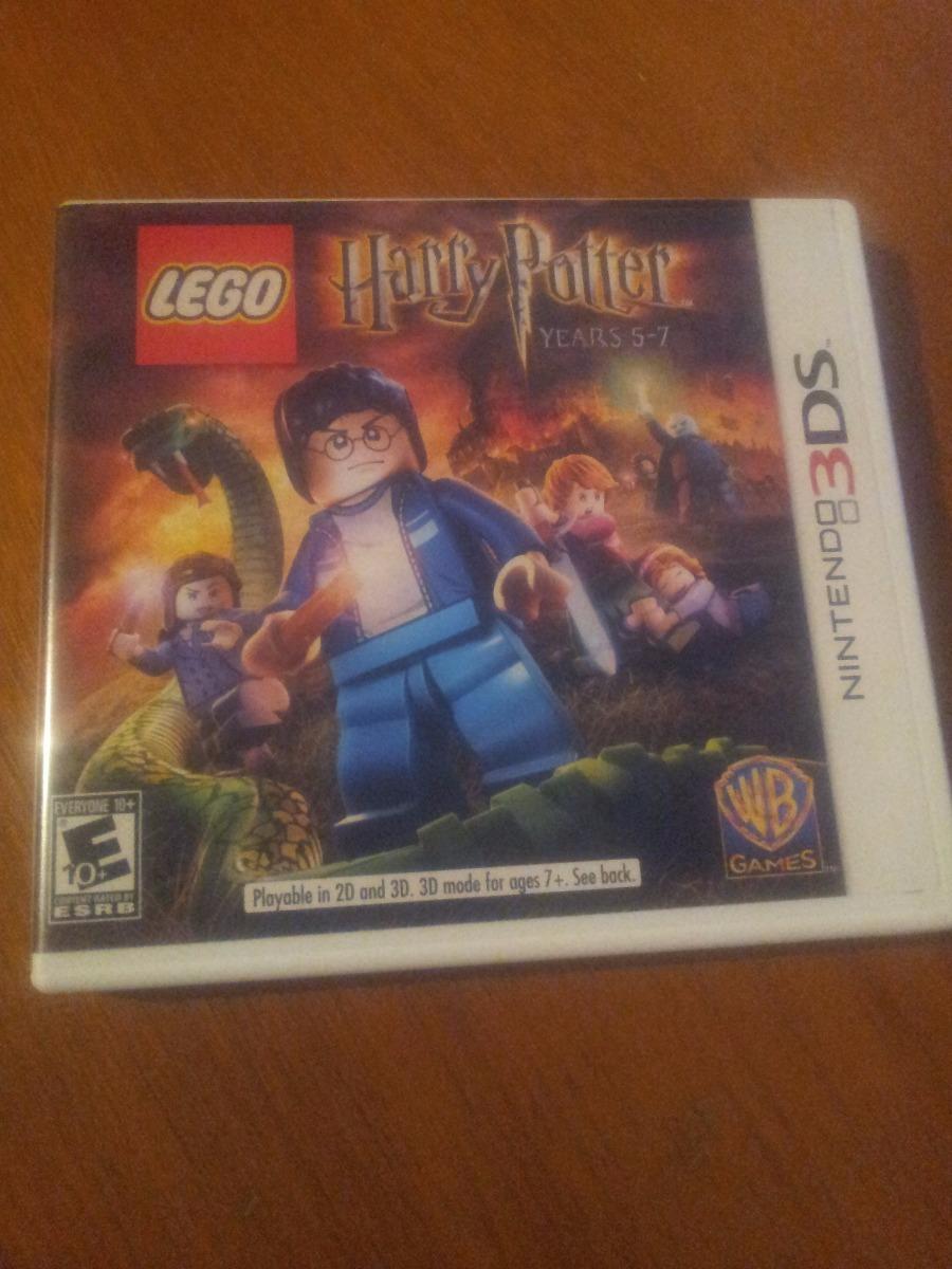 Juego De Harry Potter Lego Para News Nintendo 3ds Bs 6 000 00 En
