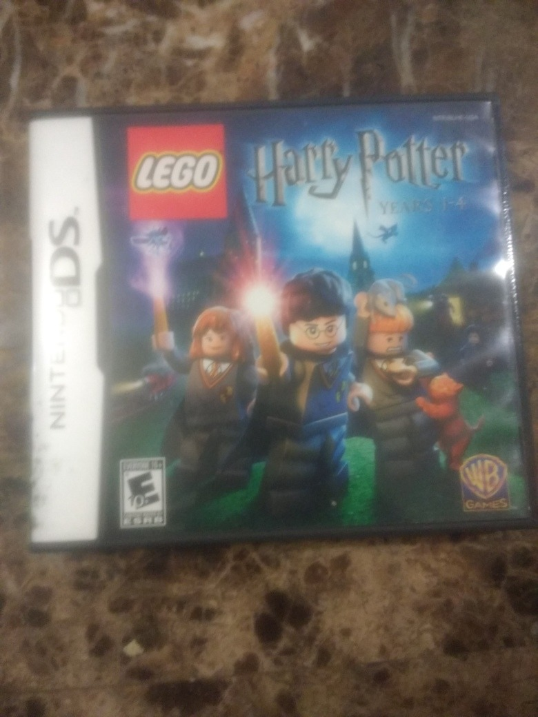 Harry Potter Nintendo 3ds Www Topsimages Com