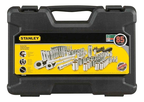 juego de herramientas mecanicas 85pz stmt71651 stanley
