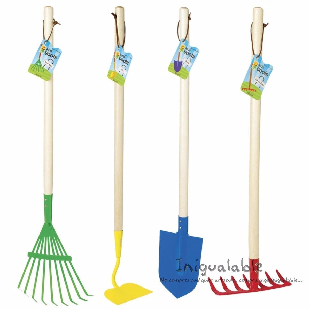 juego de herramientas para jardineria de ni os 1 250