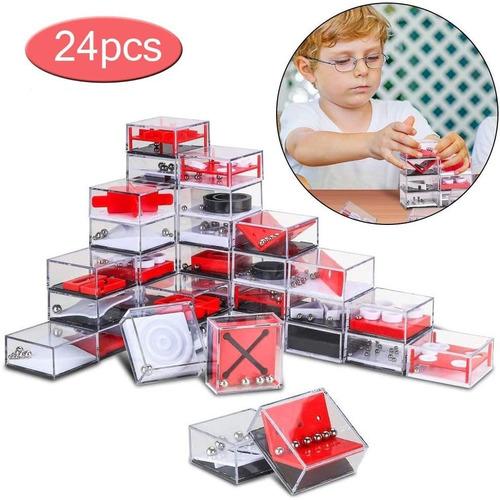 juego de ingenio 24  piezas rompecabezas adulto niño
