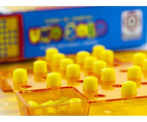 juego de ingenio uno solo de ruibal planeta juguete