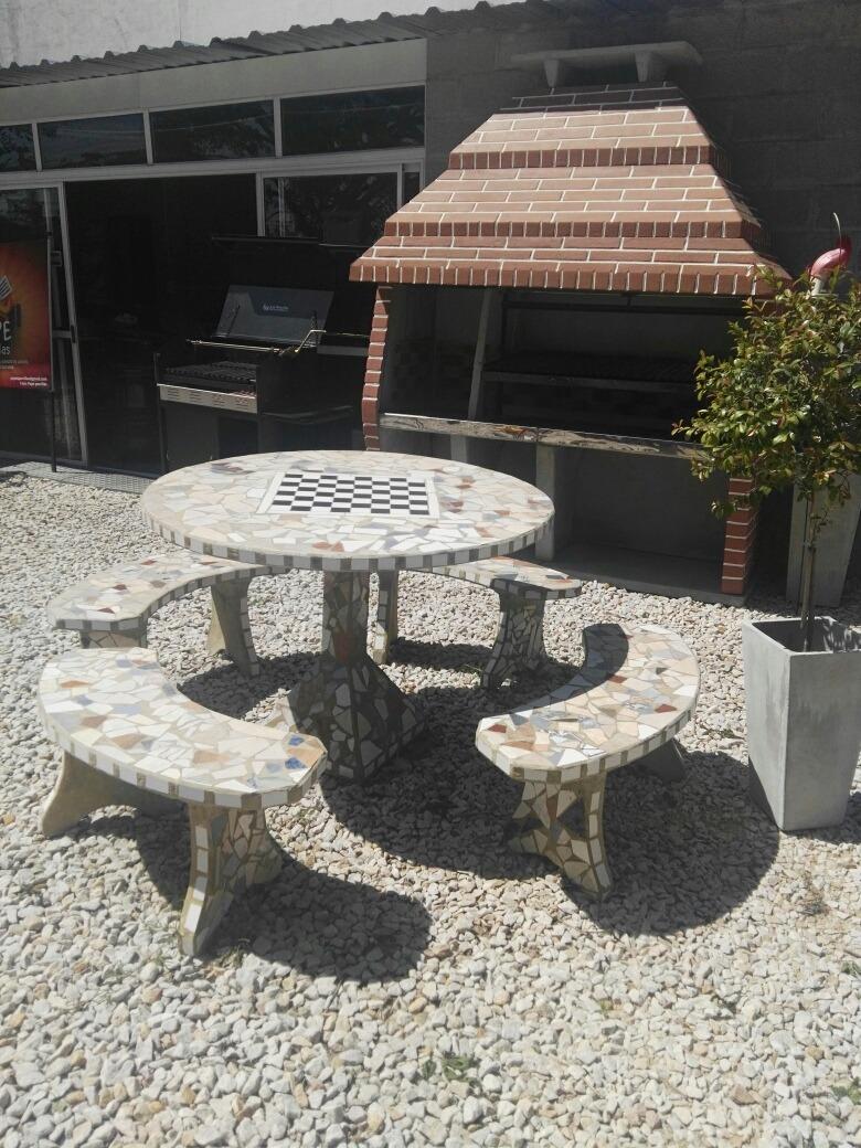 Muebles cemento para jardin obtenga ideas dise o de - Muebles jardin cordoba ...