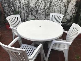 Juego De Jardín Importado De Italia Comprado En Casa Nuñez