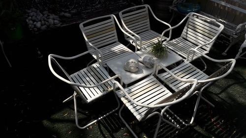 Juego De Jardin Vintage - $ 8,500.00 en Mercado Libre