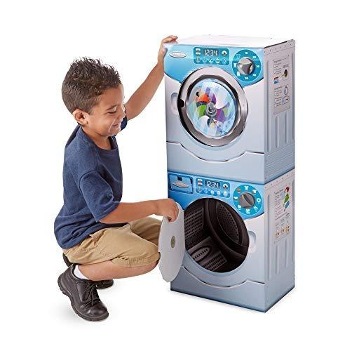 juego de juego de cartón combinado con lavadora /secadora