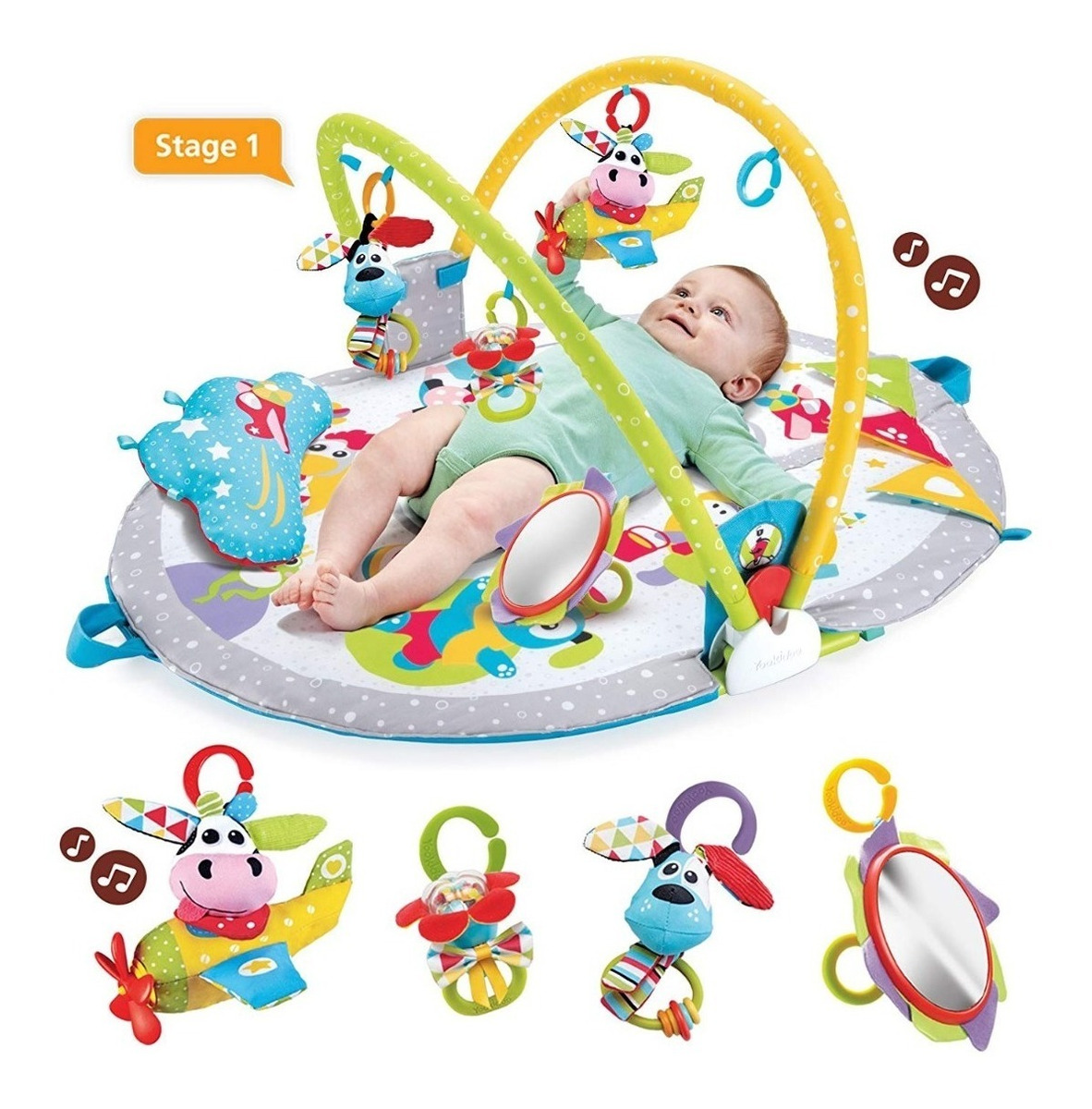 Regalos Para Bebes De Un Mes.Juego De Juguetes Para Bebes Actividad De 0 A 12 Meses