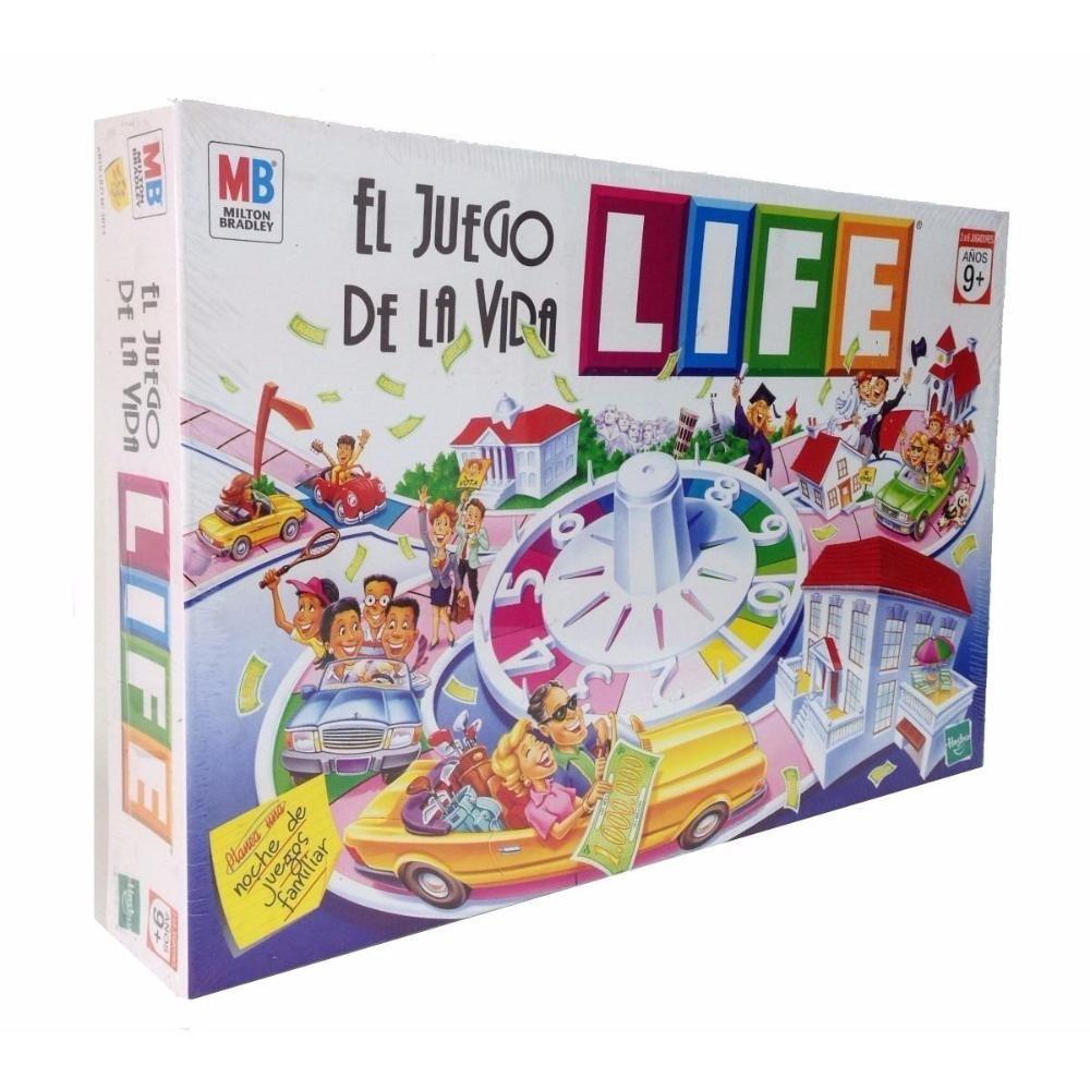 Juego De La Vida Life Clasico Juego De Mesa Envio Gratis 1 534