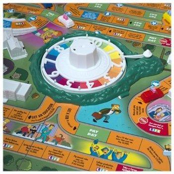 Juego De La Vida Simpsons Life Juego Mesa Open Toys Avell47 620