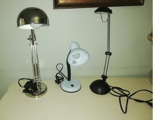 juego de lampara de mesa
