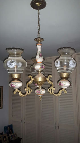 juego de lamparas italianas
