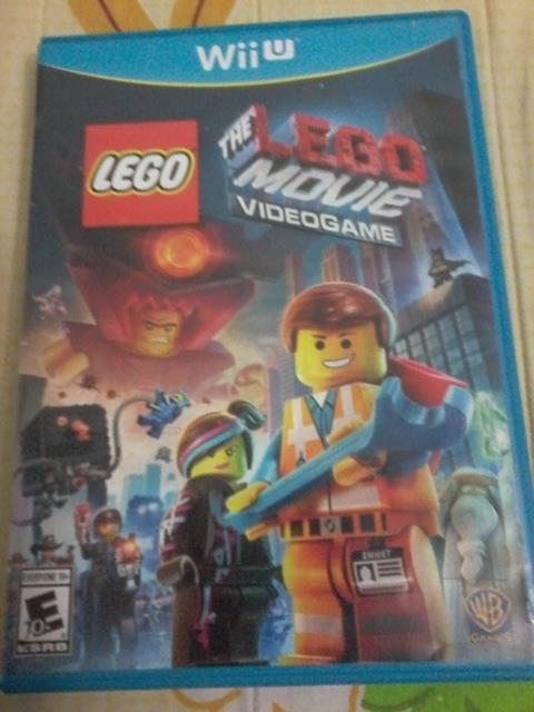 Juego De Lego Movie Para Wii U Original Bs 3 400 00 En Mercado Libre