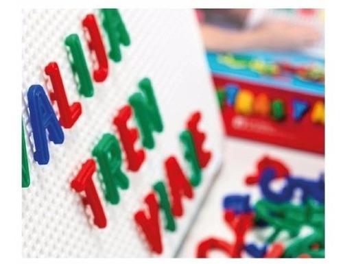 juego de letras y numeros + sumas y restas de ruibal planeta