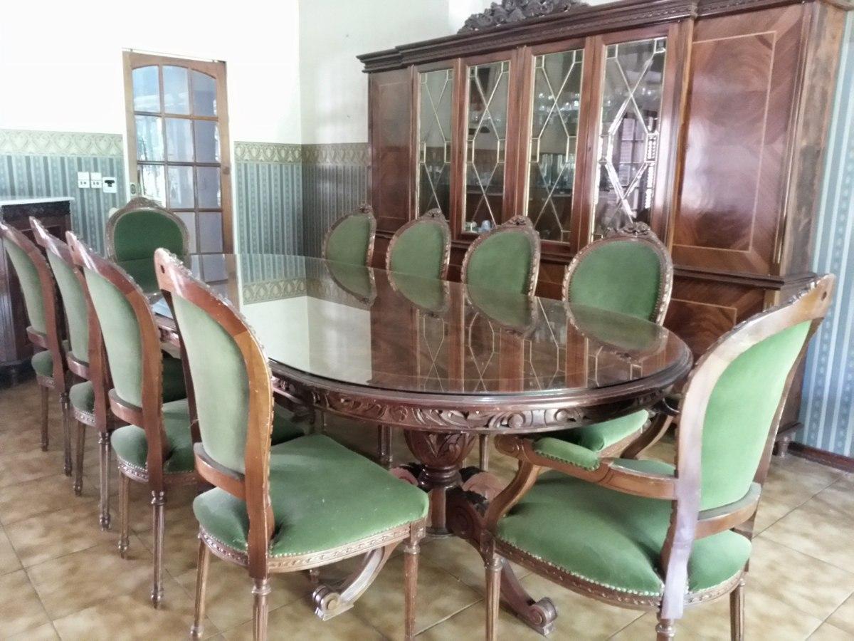 Muebles living comedor juego de living comedor muebles de ebanista estilo antiguo mueble lcd - Muebles estilo antiguo ...