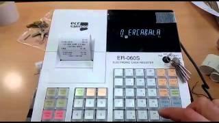 juego de llaves para cajas registradora normales y fiscales