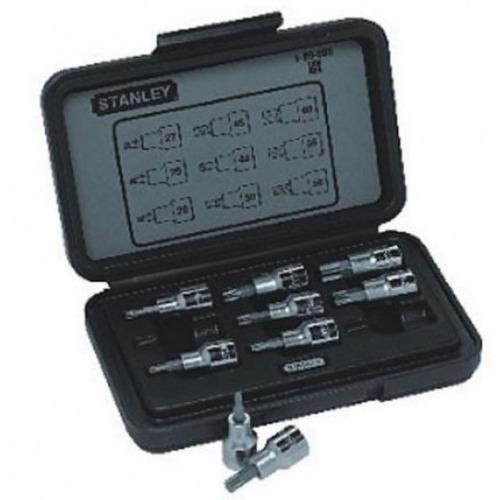 juego de llaves  torx  mando 1/2  -  stanley 89-098