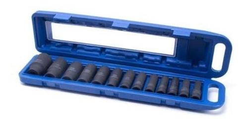 juego de llaves tubo bremen® 6566 impacto largos set 13 pzs
