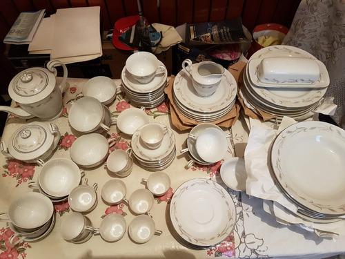 juego de loza  modelo mita fine china japan platos arequipa