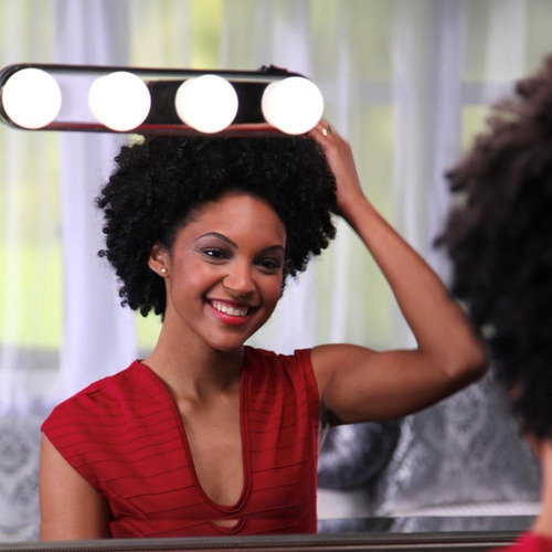 juego de luces led para espejo de maquillaje