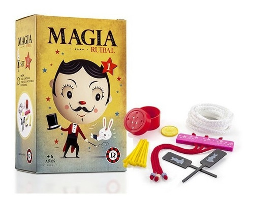 juego de magia 1 ruibal