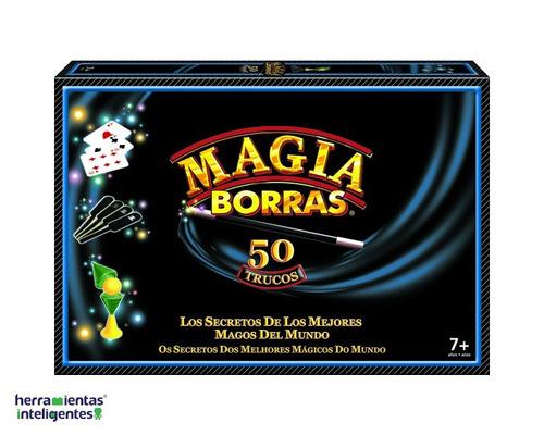 juego de magia aprende 50 trucos educa borras