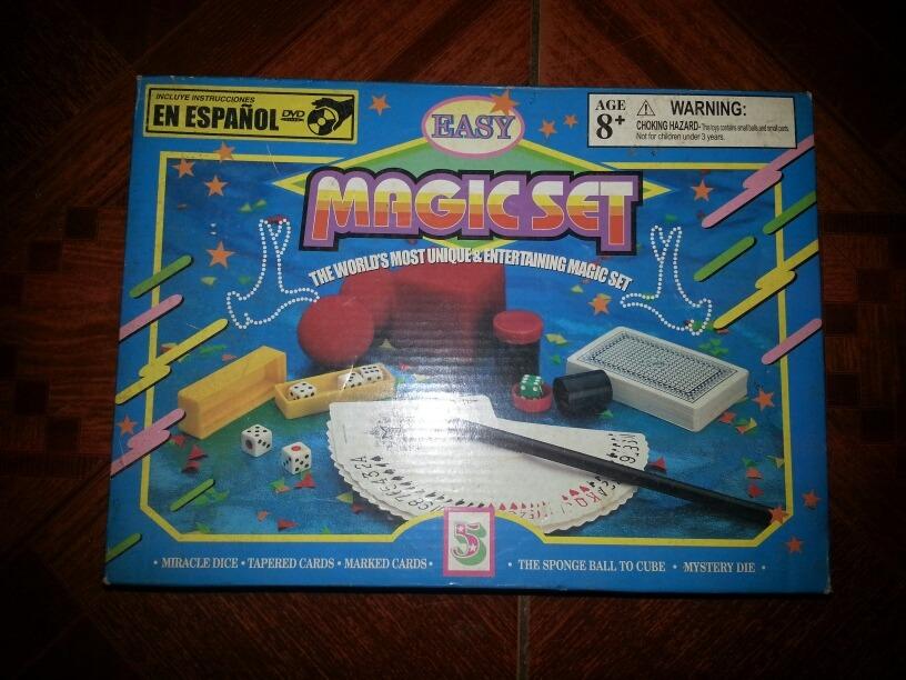 Juego De Magia Para Ninos 8 Anos Bs 6 000 00 En Mercado Libre