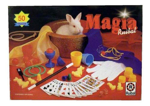 juego de magia ruibal x 50 trucos  juguetería marruecos