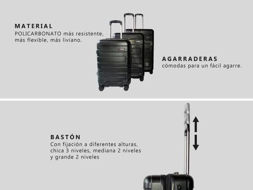 juego de maletas de viaje set 3 maleta rigida expandible