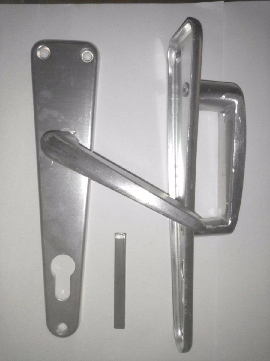 Juego De Manilla Para Puertas En Aluminio Bs 0 06 En