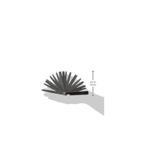 juego de medidor de espesor combinado de lectura de 32 lámin