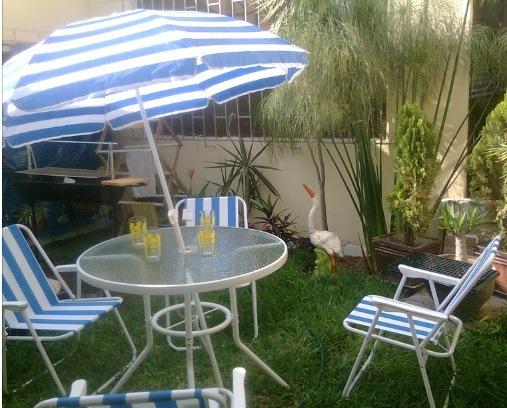 juego de mesa 4 sillas sombrilla para jardin - Sombrillas Para Jardin