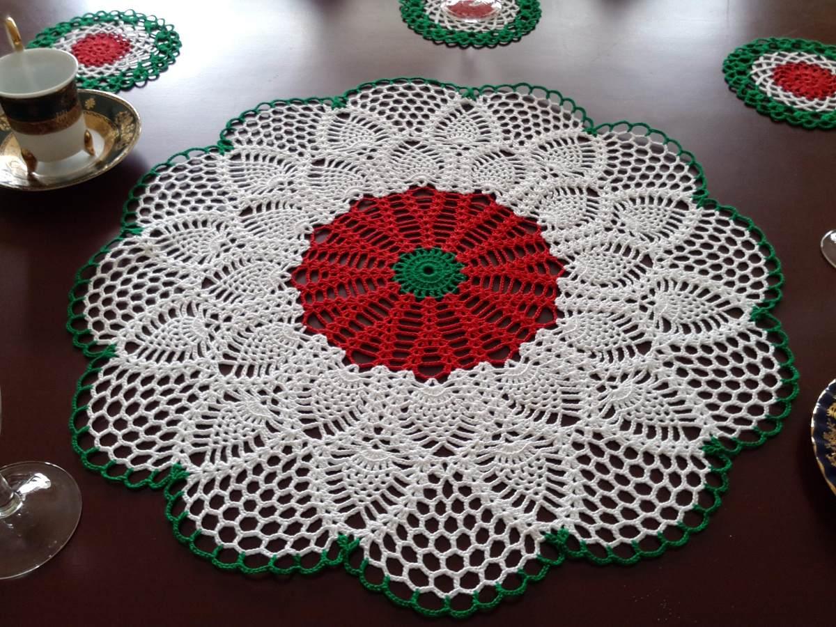 Tapetes tejidos a ganchillo o crochet quot casos y cosas for Tapetes de crochet