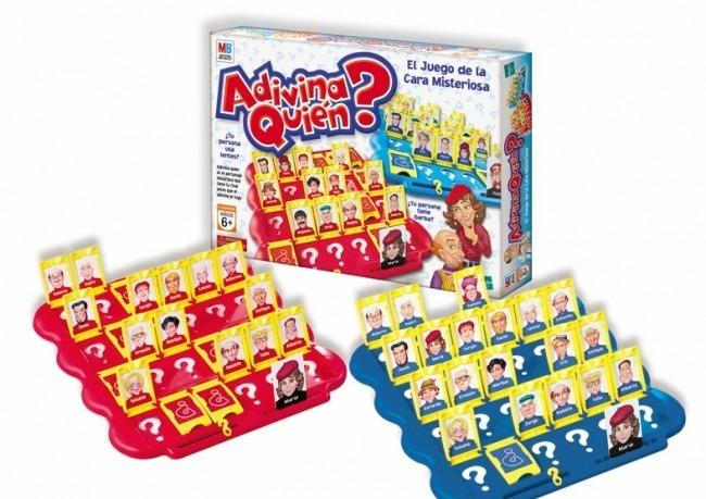 Juego De Mesa Adivina Quien Original Hasbro 600 00 En Mercado Libre