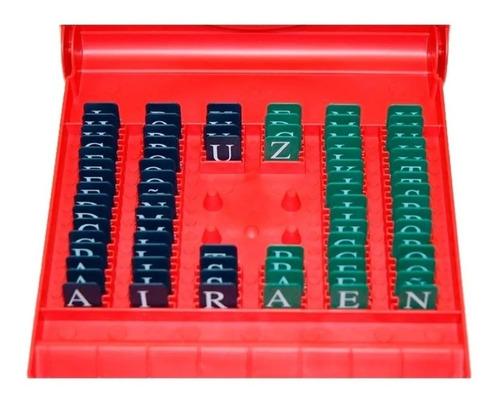 juego de mesa ahorcado top toys