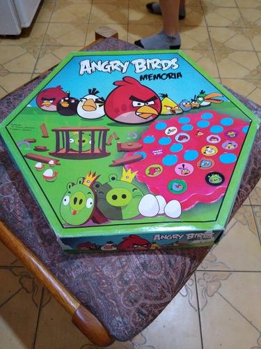 juego de mesa angry burda memoria
