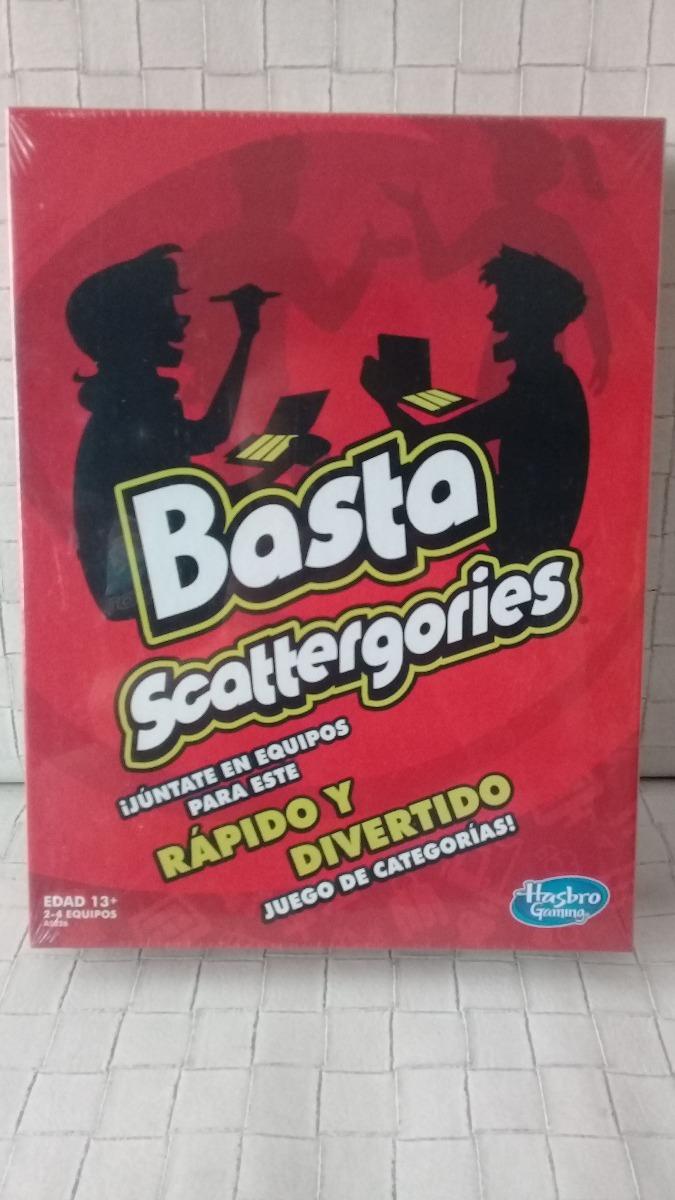 Juego De Mesa Basta Regalo Envio Gratis 599 00 En Mercado Libre