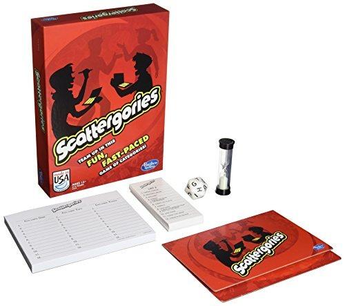 Juego De Mesa Basta Scattergories Hasbro 13 Anos 323 00 En