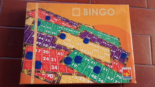 juego de mesa * bingo / loteria * magika *